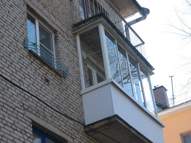 Гост остекление балконов и лоджий..